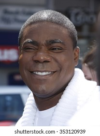 """HOLLYWOOD, CALIFORNIA - April 10, 2011. Tracy Morgan at the Los Angeles premiere of """"Rio"""" held at the Grauman's Chinese Theater in Los Angeles."""