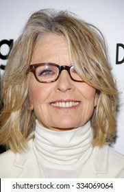 """HOLLYWOOD, CALIFORNIA - April 17, 2012. Diane Keaton at the Los Angeles premiere of """"Darling Companion"""" held at the Egyptian Theater, Los Angeles."""