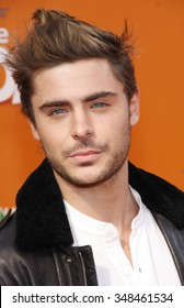 "HOLLYWOOD, CALIFORNIA - February 19, 2012. Zac Efron at the Los Angeles premiere of ""Dr. Suess' The Lorax"" held at the Universal Studios Hollywood, Los Angeles."