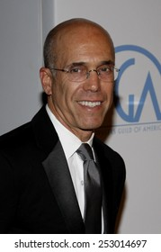 HOLLYWOOD, CALIFORNIA - Saturday January 22, 2010. Jeffrey Katzenberg at the 22nd Annual Producers Guild Awards held at the Beverly Hilton hotel, Los Angeles.