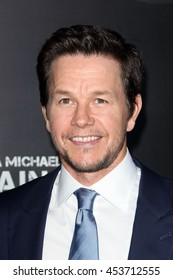 Hollywood, California; USA; April 22, 2013; Mark Wahlberg arrives to the premiere of Pain & Gain in Hollywood, California.
