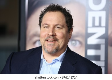 Hollywood, California, USA; February 4, 2013; Jon Favreau arrives to the premiere of 'Identity Thief' in Hollywood, California.