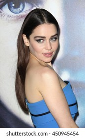 Hollywood, California, USA, March 18, 2013; Emilia Clarke arrives to the 'Game of Thrones' Season 3 premiere in Hollywood, California.