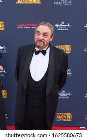 Hollywood, CA/USA - January 24, 2020: John Rhys-Davies attends Hallmark Channel's 28th Annual Movieguide Awards in Hollywood, CA.