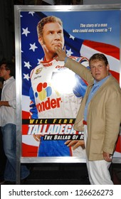 """HOLLYWOOD - JULY 26: Andy Richter at the Premiere Of """"Talladega Nights: The Ballad Of Ricky Bobby"""" at Graumans Chinese Theatre July 26, 2006 in Hollywood."""