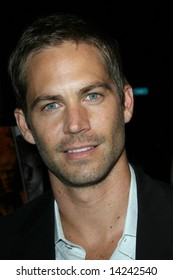 HOLLYWOOD - MARCH 04: Paul Walker at the Los Angeles premiere of 'Never Back Down,' held at the Arclight Cinerama Dome in Hollywood, California.