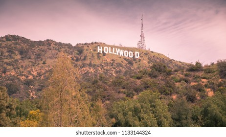 Hollywood Sign Hill