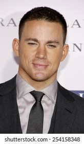 """HOLLYWOOD, USA - FEBRUARY 6: Channing Tatum at the Los Angeles Premiere of """"The Vow"""" held at the Grauman's Chinese Theatre in Los Angeles, USA on February 6, 2012."""
