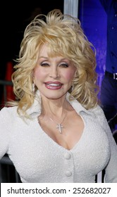 """HOLLYWOOD, USA - JANUARY 9: Dolly Parton at the Warner Bros. World Premiere Of """"Joyful Noise"""" held at the Grauman's Chinese Theater in Los Angeles, USA on January 9, 2012."""