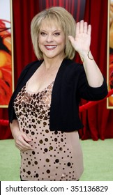 "HOLLYWOOD, USA - Nancy Grace at the World Premiere of ""The Muppets"" held at the El Capitan Theater in Los Angeles, USA on November 12, 2011."