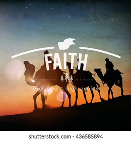 Holy Bible Faith Hope Believe Spiritual Religion Concept