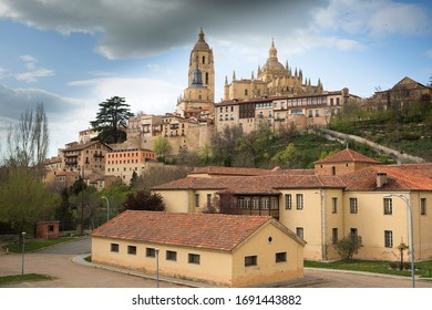 Holy Cathedral Church of Our Lady of the Assumption and of San Frutos de Segovia