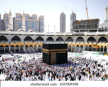 the holy Kaabah