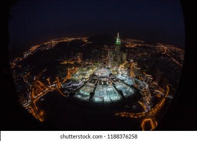 The Holy Makkah