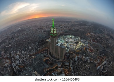 the holy makkah city