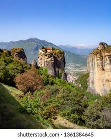 Holy Monastery, Meteora, Greece