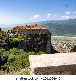 Holy Monastery of St. Stephen, Meteora, Greece