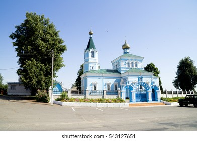 Holy Protection Church of St. John the Korma convent. Belarus