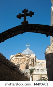 Holy sepulchre-The Old City of Jerusalem.