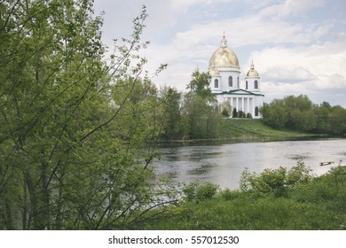 Holy Trinity Cathedral in Morshansk