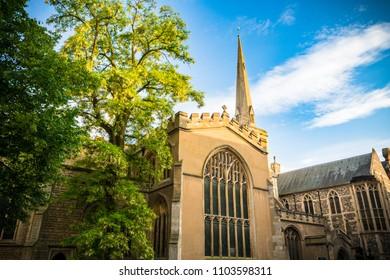 Holy Trinity Church in Cambridge, England