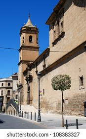 Holy Trinity church and convent (La Trinidad Church Convent (16th - 18th century)), Ubeda, Jaen Province, Andalucia, Spain, Western Europe.