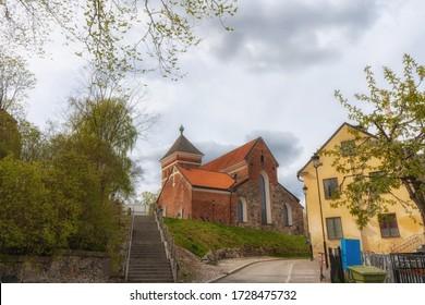 Helga Trefaldighets kyrka - Svenska kyrkan Uppsala