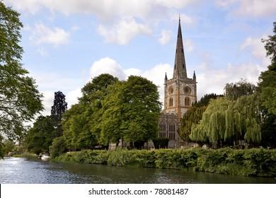 Holy Trinity Church, Stratford - upon-Avon.
