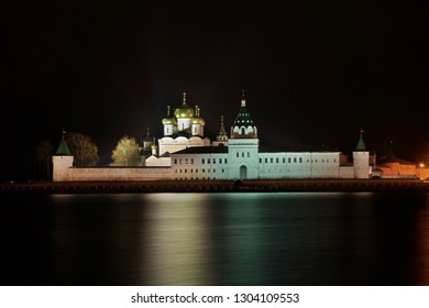 Holy Trinity Ipatiev (Hypatian) monastery in Kostroma. Russian