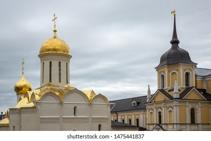 The Holy Trinity-St. Sergius Lavra, Sergiev Posad, Russia