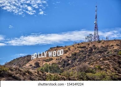 Holywood sign