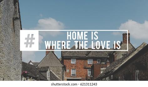 Home Belonging House Living Togetherness