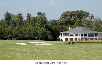 Home Building On Golf Course