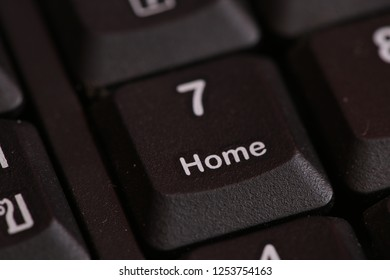 home button on keyboard
