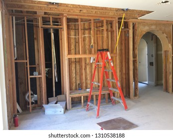 Home Construction in Frame