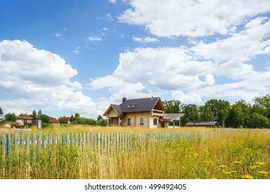 Home and dacha plot