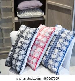 Home Decor, Pillow, Pillow design, Expensive look, Room design
