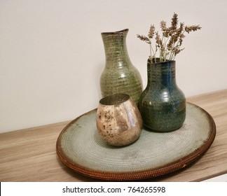 Home decoration interiors