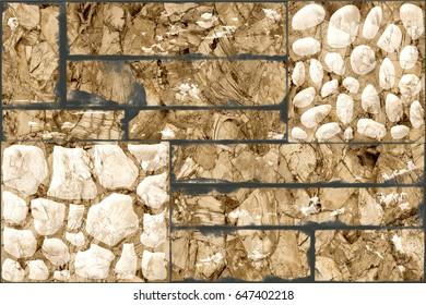 home decorative tiles pattern design background,