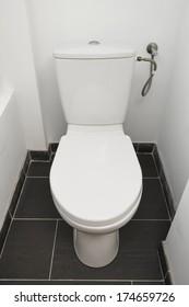 Home flush toilet