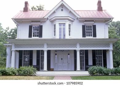 Home of Frederick Douglass, Cedar Hill, Washington, DC