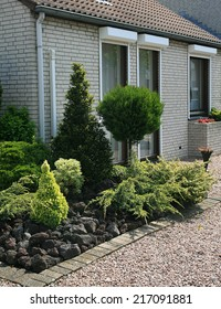 home gardens in the Netherlands,