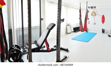 Home gym images stock photos vectors shutterstock