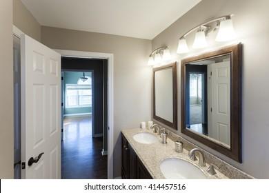 Home Interior Bathroom