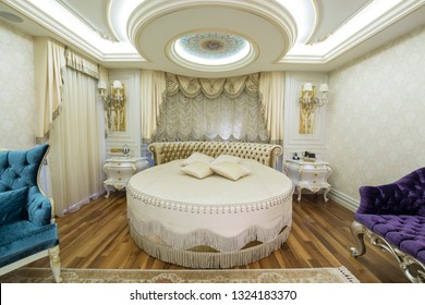 Home interior luxury design decoration