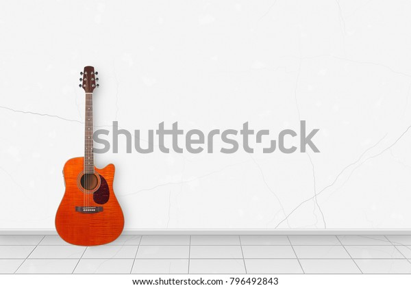 Home Interior Tiger Flame Maple Acoustic Stock Photo Edit Now 796492843