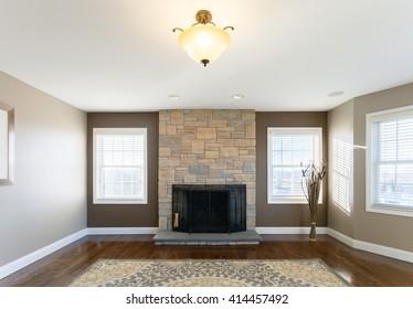 Home Living Room Interior