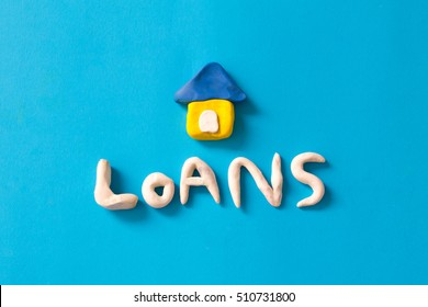 Home loan housing investment concept