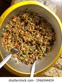 Home made fst food called (ChatPat) in Nepali