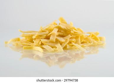 Home made noodles